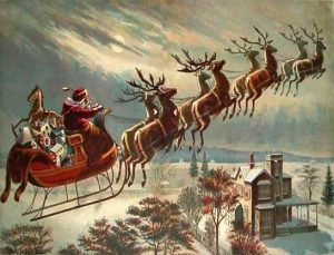 santa_claus_sleigh_house_reindeer