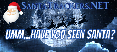Search for Santa Gets Serious