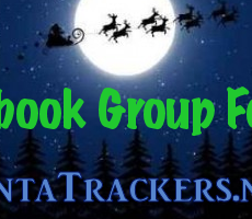 Facebook Group Formed for Santa Trackers