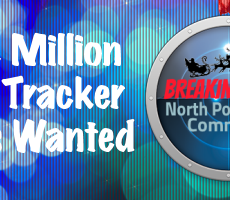 Santa Wants Millions of Tracker Elves