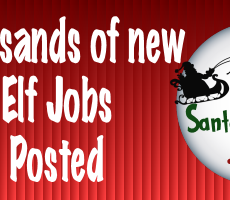 Apply for a New Elf Job Today