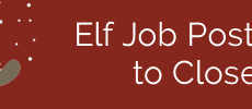 Last Chance for Elf Promotion