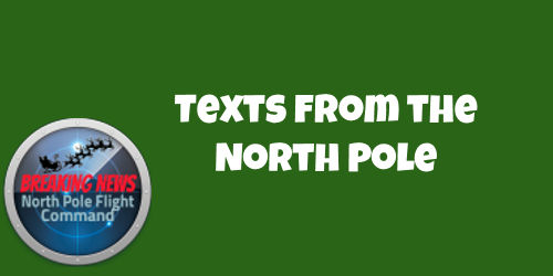 Text the North Pole