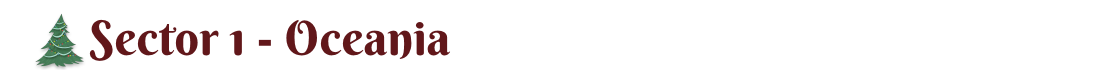 Sector 1 - Oceania