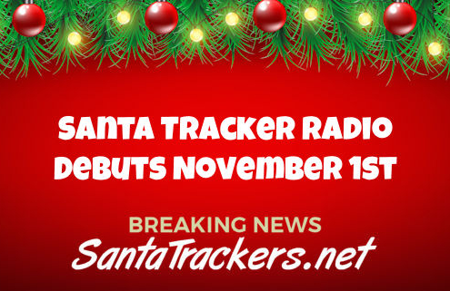 Santa Tracker Radio