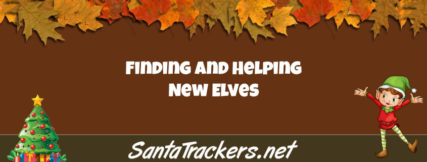 Finding and Helping New Elves