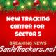 Tracking Center for Sector 5