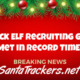Tracker Elf Goal Met