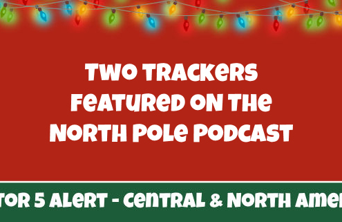 Sector 5 Elves on the North Pole Podcast