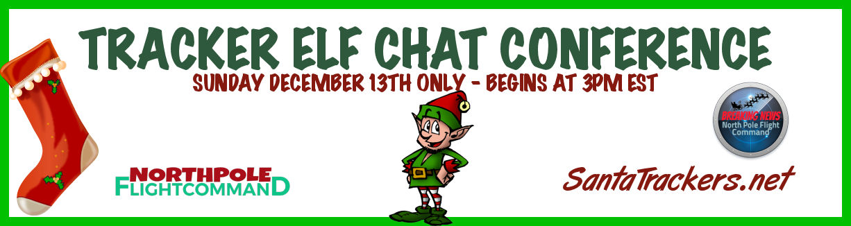 Tracker Elf Chat Conference