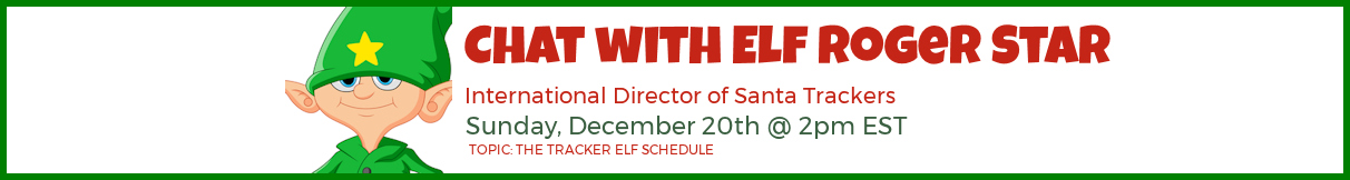 Chat with Elf Roger
