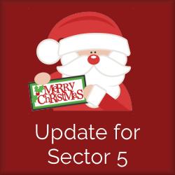 Sector 5 Update
