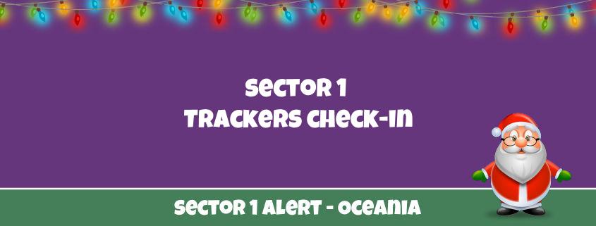 Tracker Check In