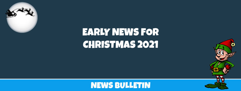 Update for Christmas 2021