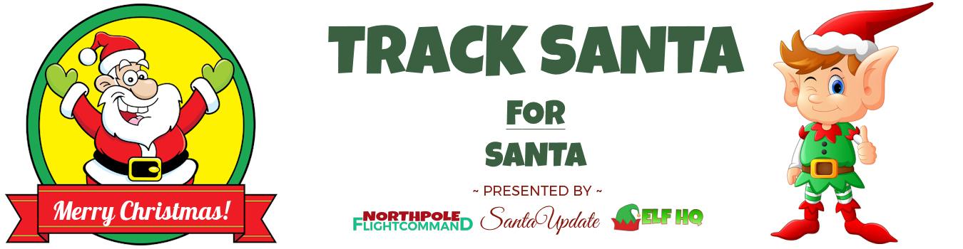 Santa Trackers - Track Santa for Santa