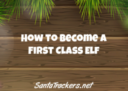 Becoming a First Class Elf