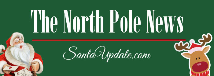 Subscribe to the North Pole News