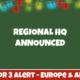 Sector 3 Regional HQ