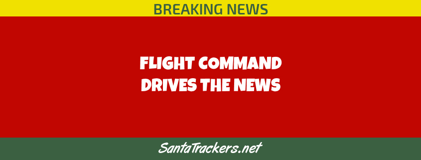 Flight Command is on the move