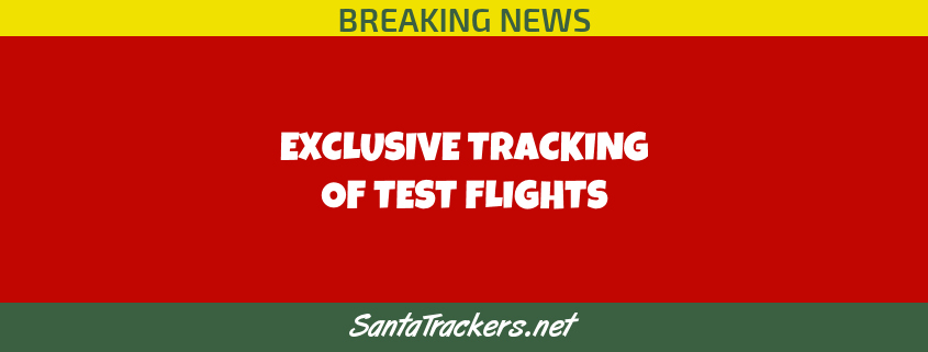 Tracking of Test Flights