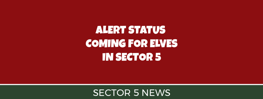 Sector 5 on Alert