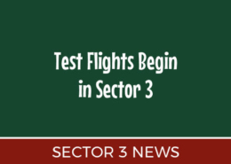 Heads up for Sector 3