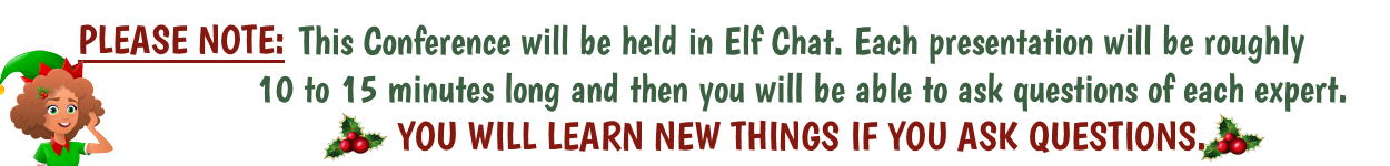 Learn New Things at Tracker Elf Conference