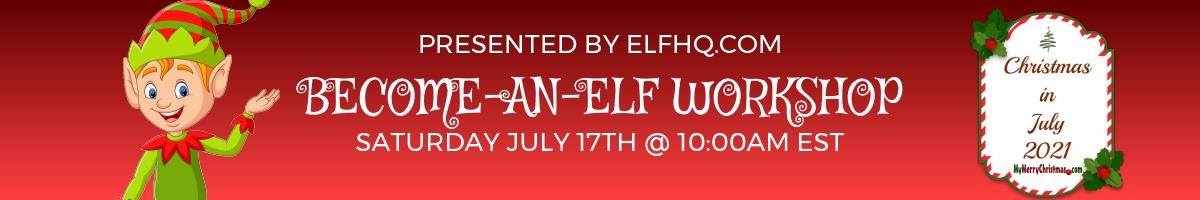 Become an Elf Workshop