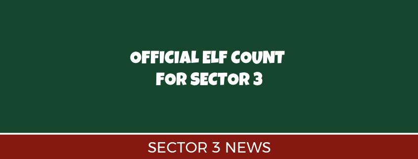 Sector 3 Elf Count