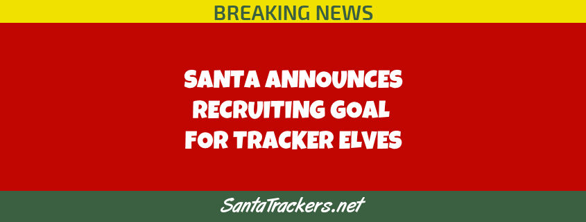 Santa Makes a Stunning Announcement