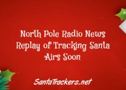 North Pole Radio Replay