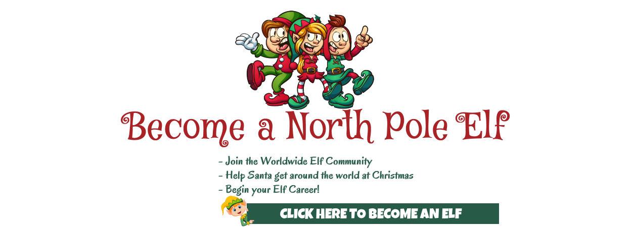 Become a Santa Tracker
