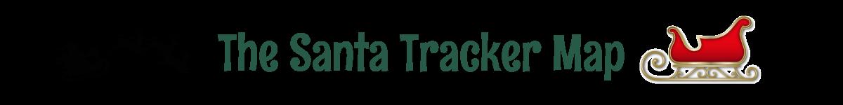 The Santa Tracker Map
