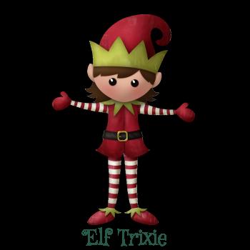 Elf Trixie's Elf Journey