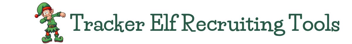 Tracker Elf Recruiting Tools