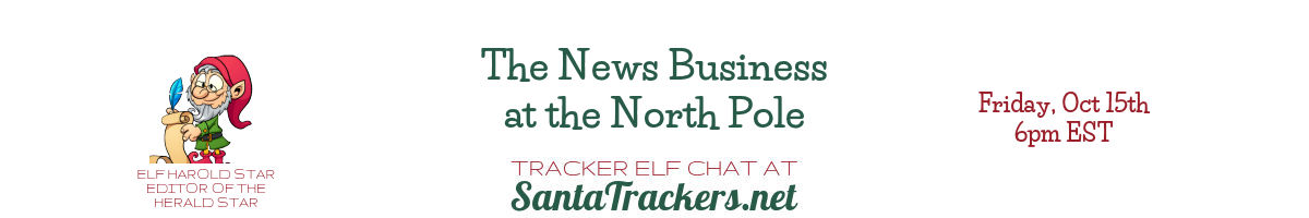 The News Business at the North Pole