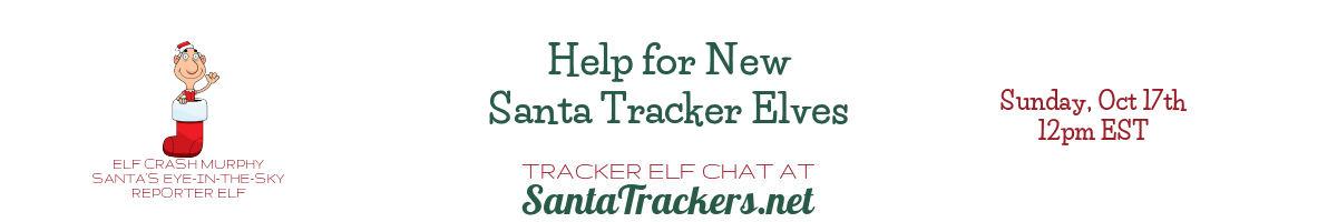 Help for New Tracker Elves