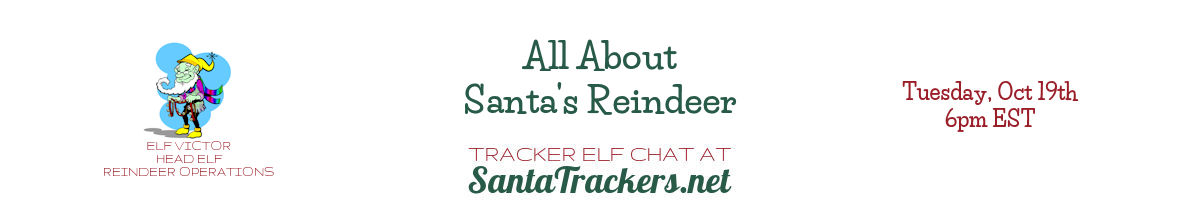 All About Santa's Reindeer